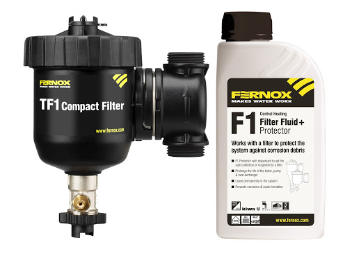 F1 Filter Fluid+ Protector 500ml  & TF1 Compact UK